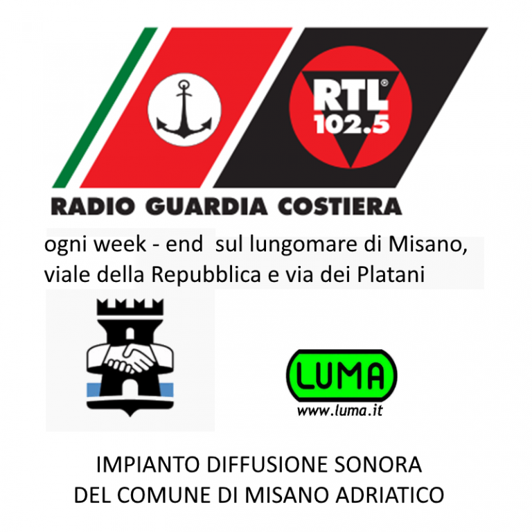 radio guardia costiera